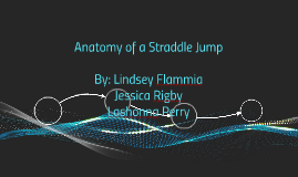 Anatomy of a Straddle Jump