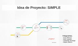 Idea Proyecto