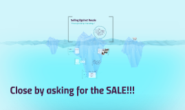 Selling Against Resale
