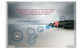 Copy of Copy of Copy of Integrated Preventive Maintenance Program