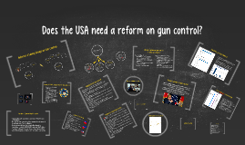 Does the USA need a reform on gun control?