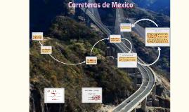 Copy of Carreteras