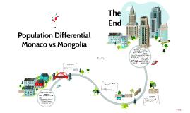Population Differential
