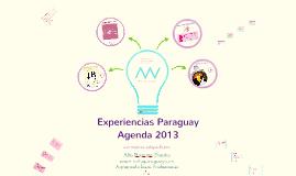 Copy of Experiencias Paraguay - Sponsors