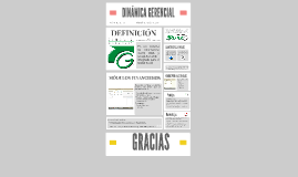 DINÁMICA GERENCIAL