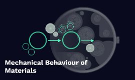 Mechanical Behaviour of Materials