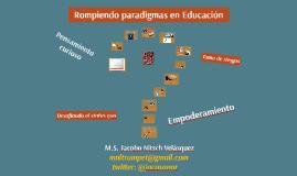 Congreso de Educación