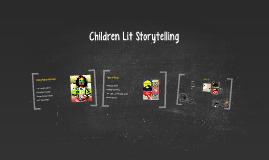 Children Lit Storytelling