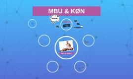 MBU & KØN