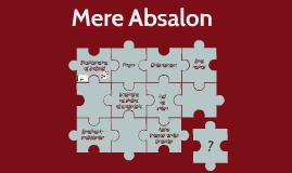 Mere Absalon