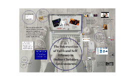 The Intersection of Faith and Self-Efficacy in Online Christ
