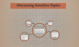 Copy of Discussing Sensitive Topics