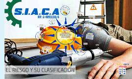 EL RIESGO Y SU CLASIFICACIÓN