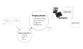 Encriptación y Criptografia