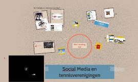 Copy of Workshop Social Media en tennisverenigingen 15-11-2014