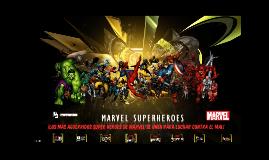 Colección Marvel Súper Héroes