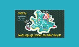Copy of Good language learners and what they do