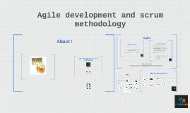 A taste of Agile development and scrum methodology 2