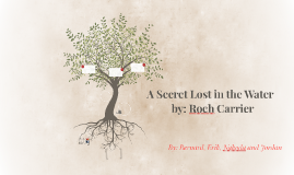 Copy of A Secret Lost in the Water