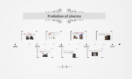 Copy of Evolucion del Cine