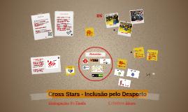 Copy of Cross Stars - Inclusão pelo Desporto