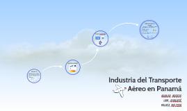 Industrial del Transporte Aéreo en Panamá