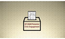 UF CASA Presents: Civic Engagement