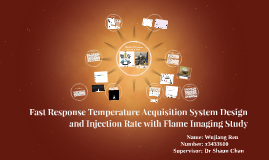 Fast Response Temperature Acquisition System Design and Inje