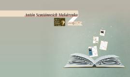 Anton Semiónovich Makárenko