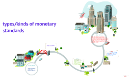 Copy of types/kinds of monetary standards