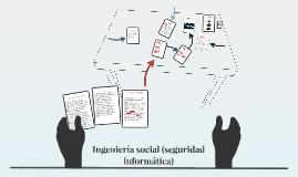 Ingeniería social (seguridad informática)