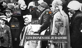 LES DONES I EL JUDAISME