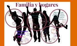 Familia y hogares