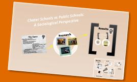 Public Schools, or Charter Schools?