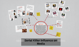 Serial Killer Influence on Media