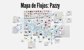 Copy of Mapa de Flujos: Pazzy