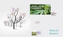 Legalızatıon of Marıjuana