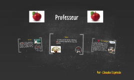 Enseignante