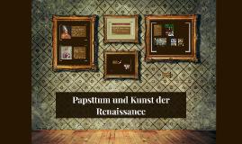 Papsttum und Kunst der Renaissance