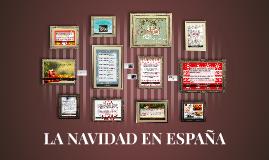 Copy of LA NAVIDAD EN ESPAÑA