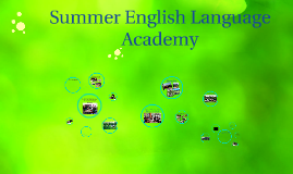 Summer English Language Academy