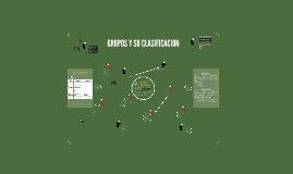 Copy of CONCEPTO DE GRUPO Y CLASIFICACIÓN
