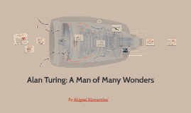 Copy of Alan Turing: A Man of Many Wonders