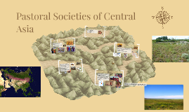 Nomadic Groups of Central Asia