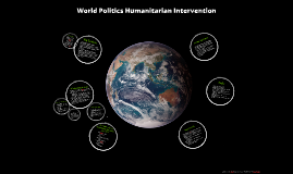 World Politics Lecture 27 Humanitarian Intervention