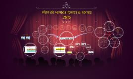 Plan de ventas Torres