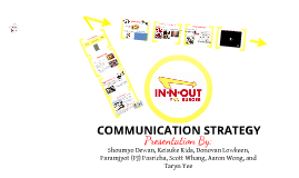 Communication Strategy Project