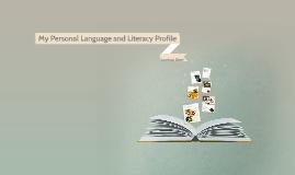 Personal Language and Literacy Profile