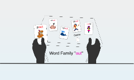 "Word Family ""out"""