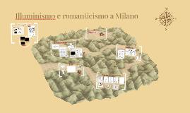 Illuminismo e romanticismo a Milano